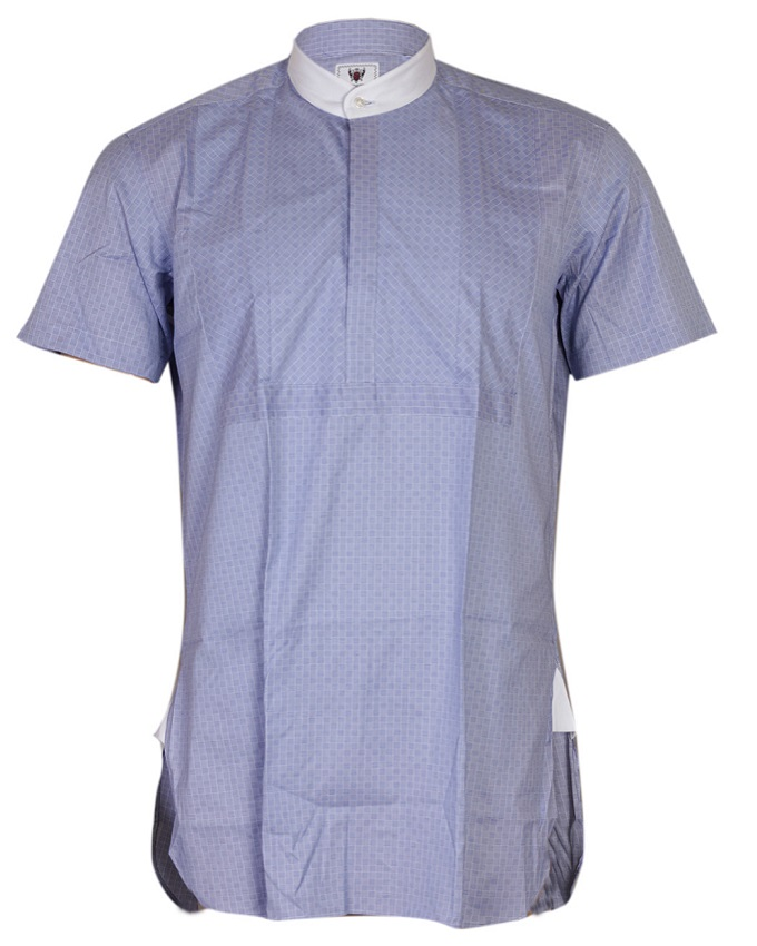FPC Light Blue Short Sleeve Shirt