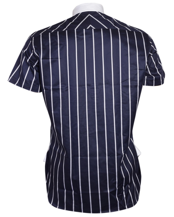 FPC Black and White Stripes Shirt